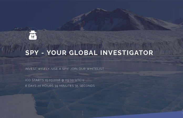 global spy ICO