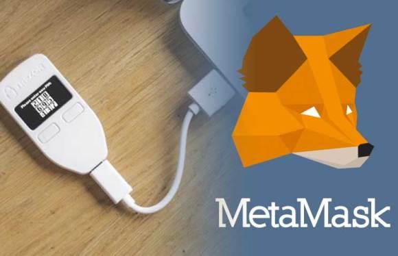 MetaMask Adds Trezor Wallet Support, Improving Private Keys Security