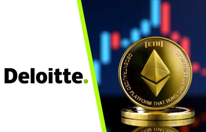 Deloitte Flaunts New Ethereum Project Launch At Consensus 2019 Despite VeChain Rumors