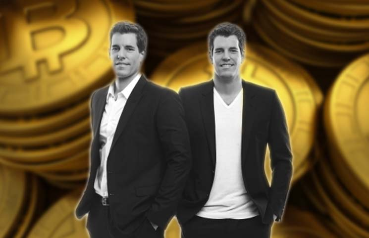 The Winklevoss Twins Bought $1,400,000 in Bitcoin (200,000 BTC) When