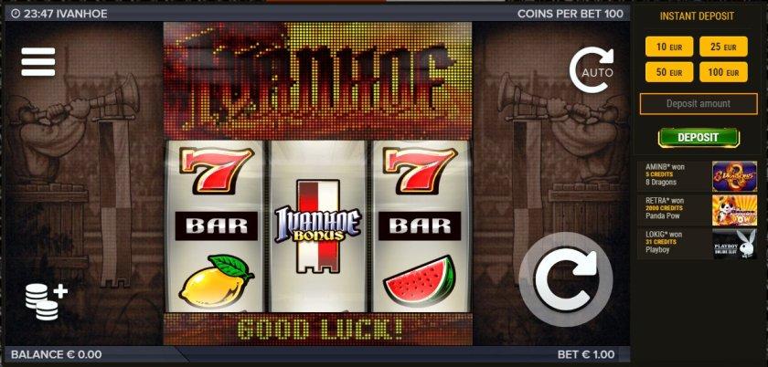 Argo Casino Slots Screenshot