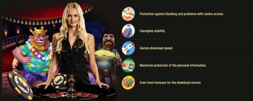 Argo Casino Home Page Screenshot