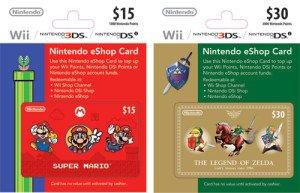 Nintendo eShop Cards | Bitcoin Gift Cards