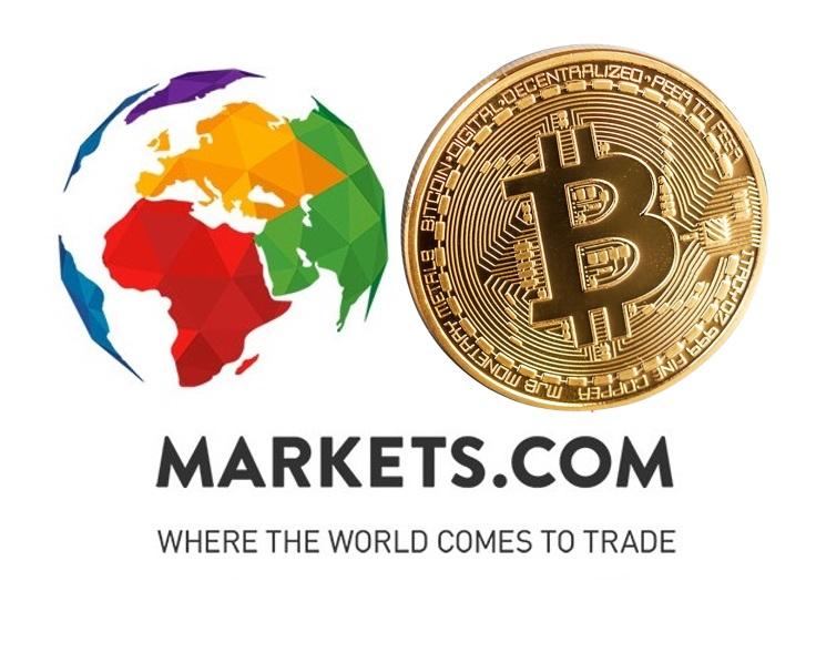 Markets.com Bitcoin Handeln