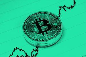 Bitcoin Kurs BTC Preis Anstieg Chart