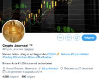 Crypto Journal Twitter