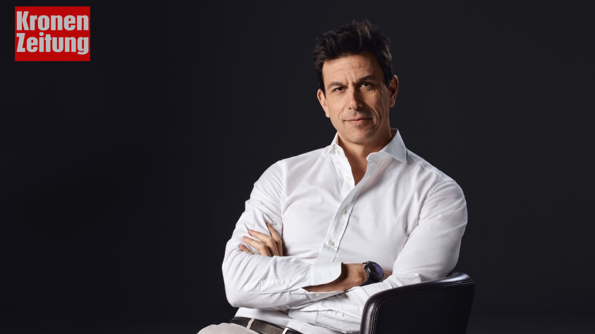 Toto Wolff Bitcoin 2021
