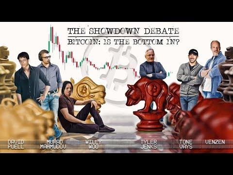 Has Bitcoin Bottomed? – Let's Debate!