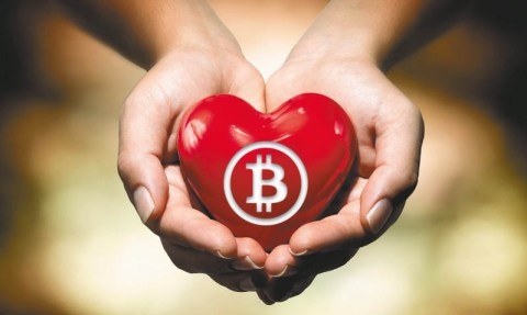 Donating with Bitcoin