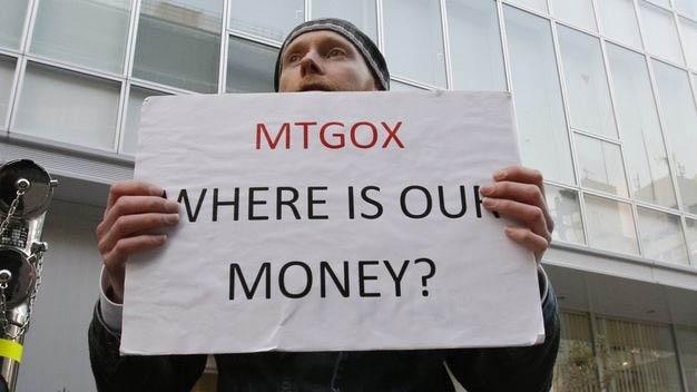 Mt. Gox Onde está o nosso dinheiro