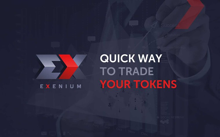 World's First Chatbot Trading Platform for Cryptocurrency, Exenium Starts Initial Token Offering with Lucrative Bonus for Early Adopters