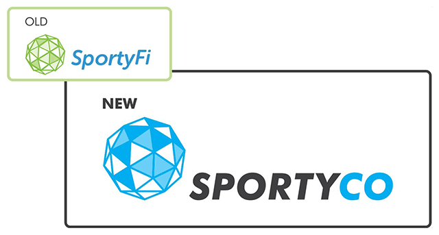 SportyCo Rebranding
