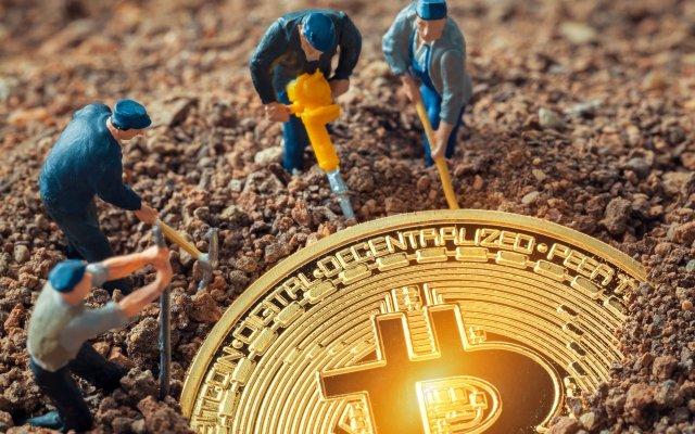 Cryptocurrency PoW mining