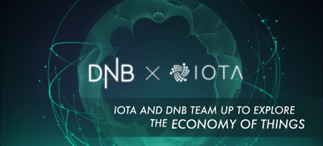 IOTA - DNB Partnership