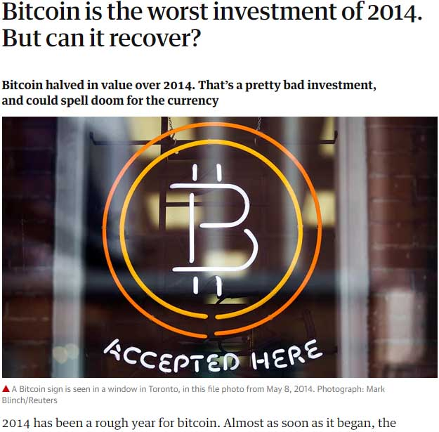 Can Bitcoin recover?