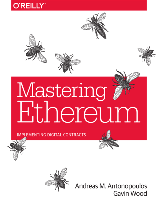 Mastering Ethereum' - Andreas Antonopoulos' New Book Set to
