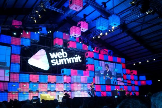 Web summit conference