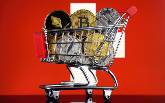 Digitec Galaxus Schweiz Bitcoin Kryptowährung