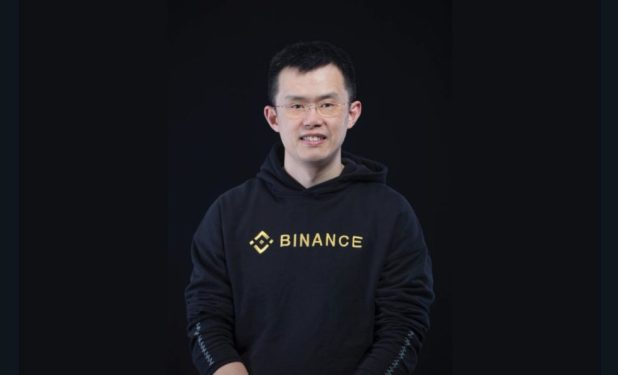 changpeng zhao cz binance
