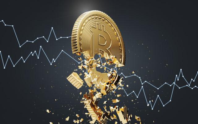 bitcoin (BTC) price crash