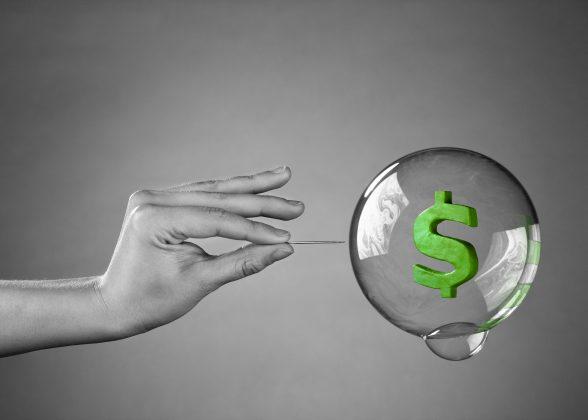 stock market defi bubble crypto bitcoin ethereum Depositphotos 70956515 xl 2015