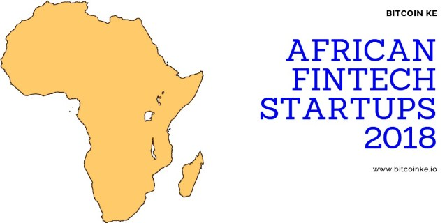 African Fintech Startups Lead in Total Secured Funding in 2018
