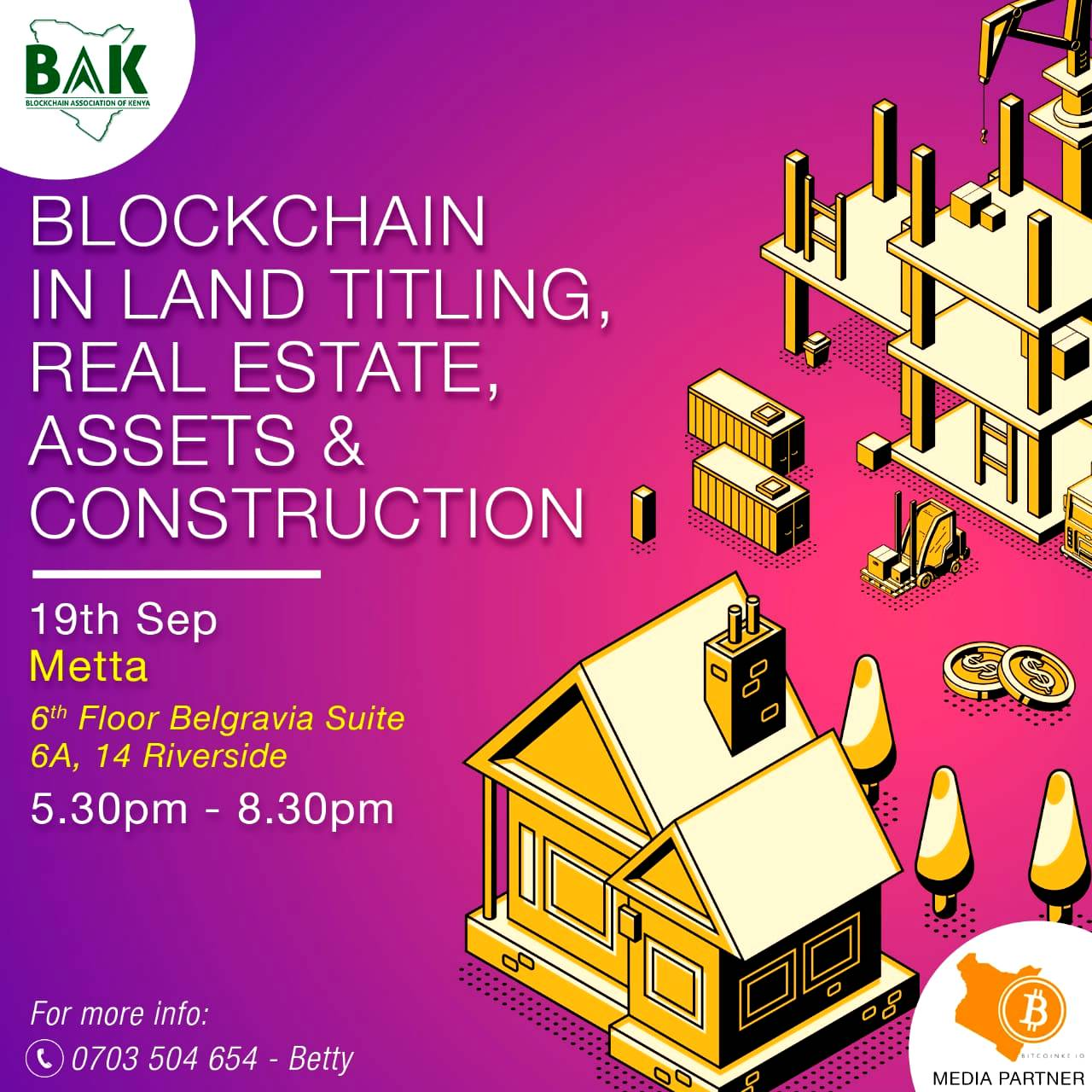MEETUP] Blockchain Association of Kenya Working Group