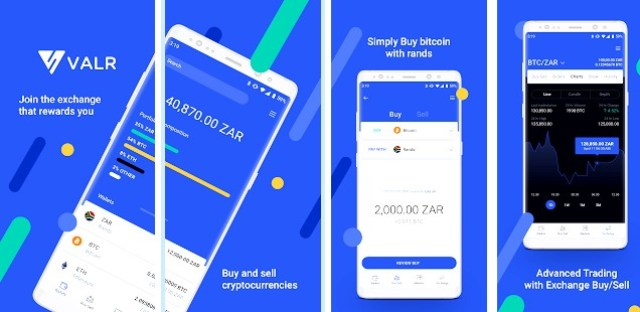popular cryptocurrency apps