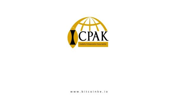 ICPAK, Kenya's Official and Largest Body of Certified Accountants, Running an AML-Crypto Assets Seminar