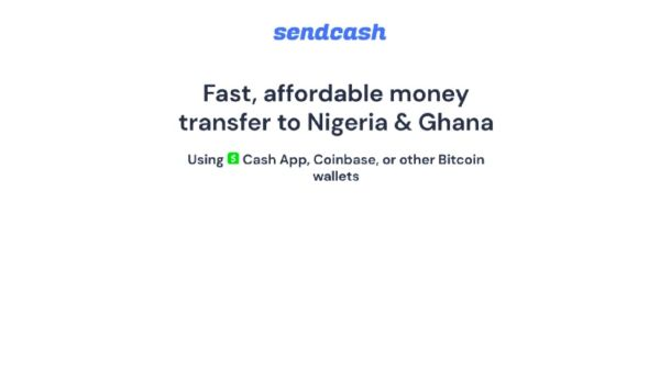 Nigerian Crypto Trading Platform, SendCash, Launches in Ghana Just 6 Months Since Nigeria Launch