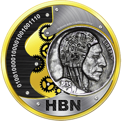 Hobonickels coin