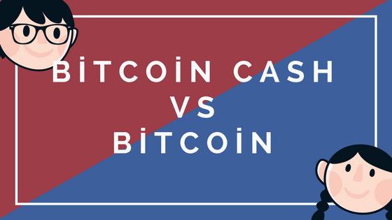 Bitcoin Cash ile Bitcoin Arasındaki Farklar