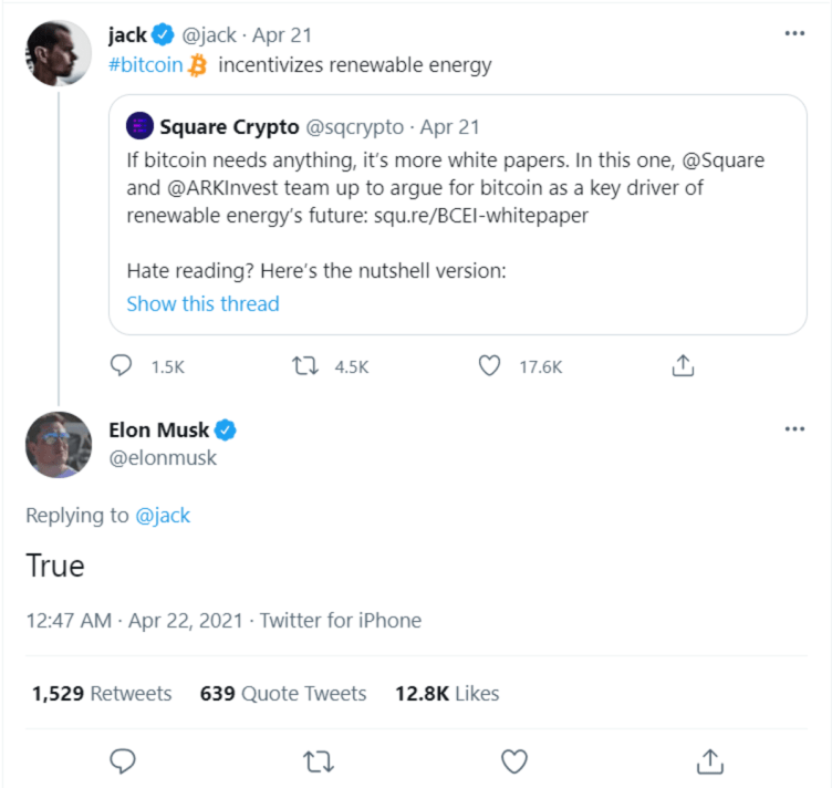"""Elon Musk of Tesla, Jack Dorsey of Twitter and Cathie Wood of ARK Invest will discuss Bitcoin during """"The ₿ Word"""" on Wednesday, July 21."""