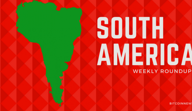 South America: Crypto and Blockchain News Roundup 29th April to 5 May, 2019