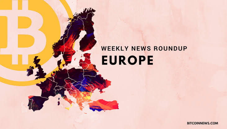Europe: Crypto and Blockchain News Roundup 29th April to 5 May, 2019