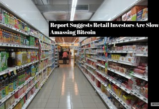 Report Suggests Retail Investors Are Slowly Amassing Bitcoin