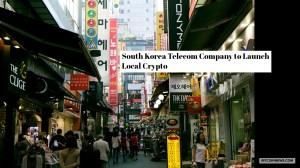 South Korea Telecom Company to Launch Local Crypto