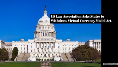 US Law Association Asks States to Withdraw Virtual Currency Model Act