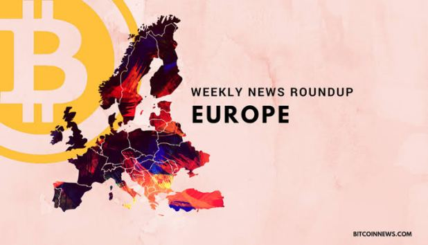 Europe: Crypto and Blockchain News Roundup 15th to 21st April, 2019