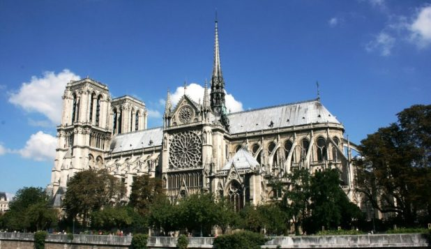 French Journalist Sets Up Notre Dame Bitcoin Fund