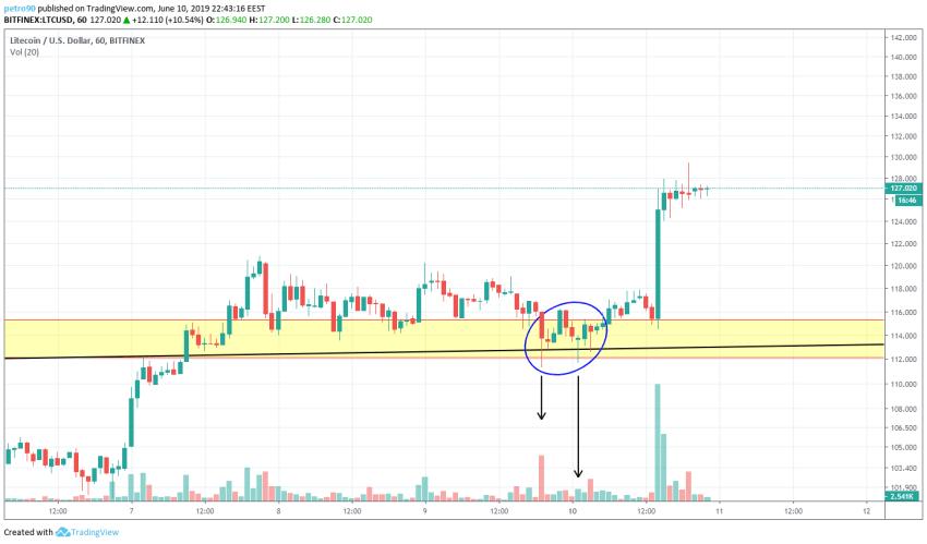 BitcoinNews.com Litecoin Market Analysis 10th June 2019