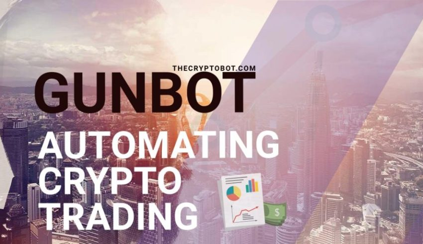 Gunbot Auto Crypto Trading Tool Works on 14 Major Exchanges to the Strategy You Want
