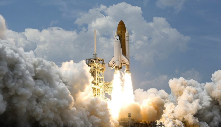 Resistance is Futile as NASA Explores Potential of Blockchain in Space