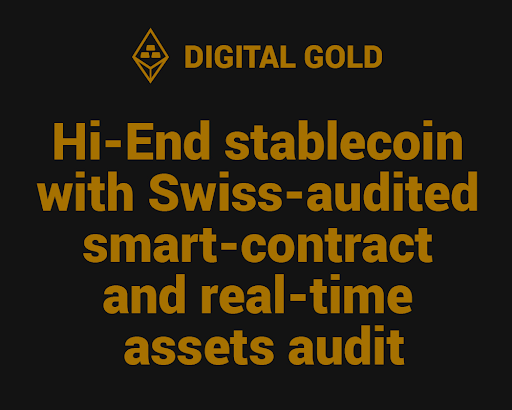 The New GOLD Stablecoin: A Market-Leading Solution for Secure Gold Ownership