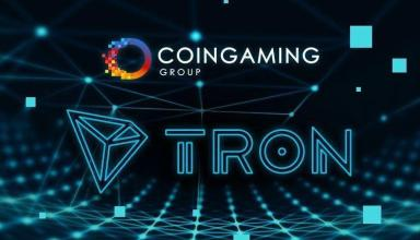 Coingaming Adds TRX Support under New Partnership with TRON Foundation