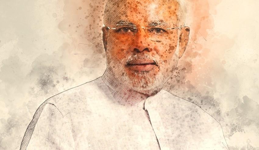 PM Modi confers award to crypto developer