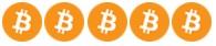 Online-Handel mit 5-Sterne-Bitcoin