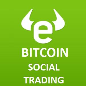 Etoro Bitcoin sozialer Handel