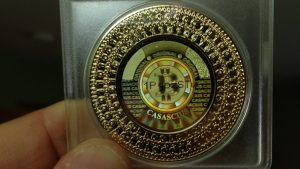 $424 Million and Numismatic Value: There's Only 20,000 Casascius Physical Bitcoins Left Unspent