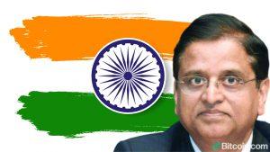 Former Finance Secretary Subhash Chandra Garg Proposes Regulating Crypto as Commodity in India